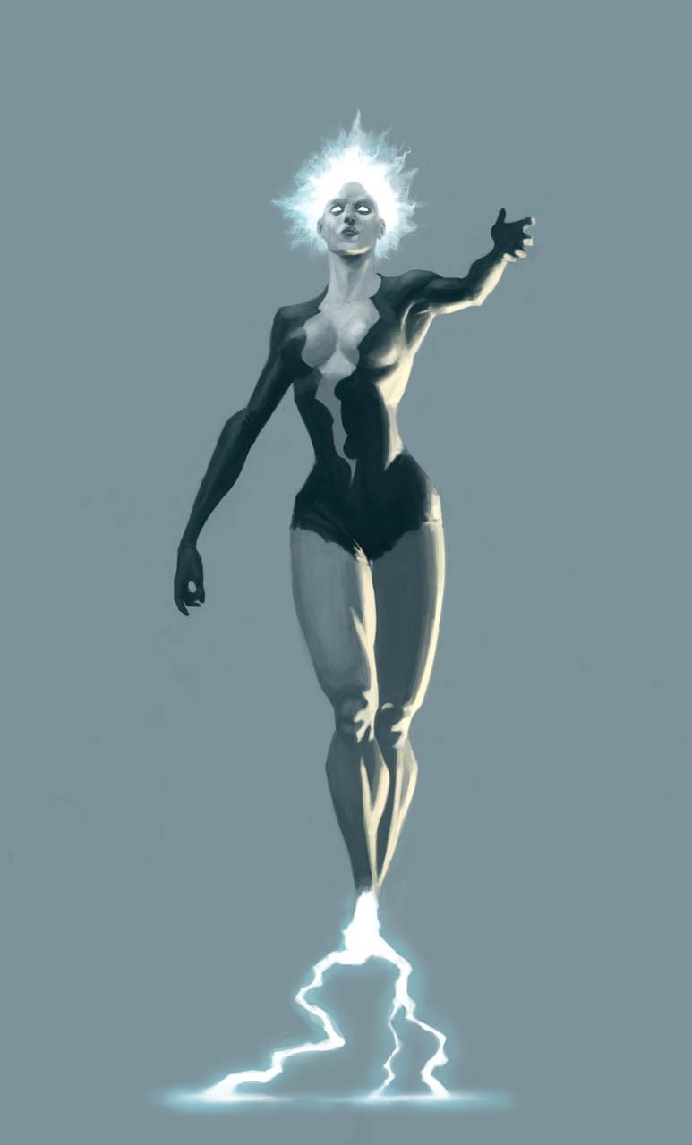 被砍《超人》游戏早期实机演示&角色概念图