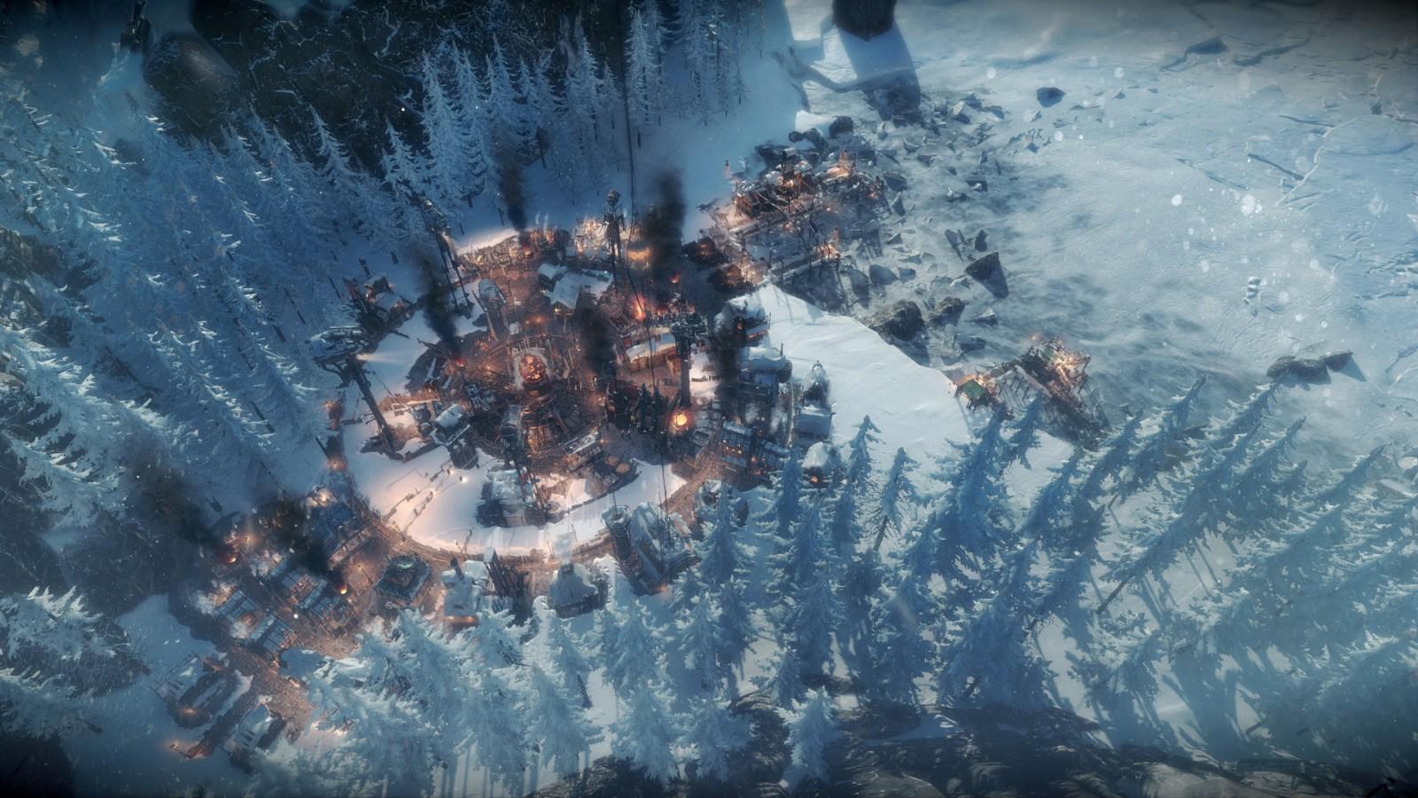 《冰汽时代》主机版DLC发售预告 开启新的征程