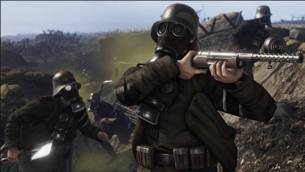 Epic喜加二:《防御阵型:觉醒》和《凡尔登战役》免费领