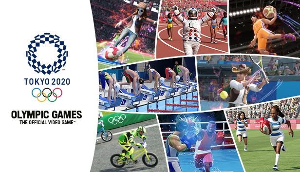 庆祝奥运会开幕 Steam《东京奥运官方游戏》免费玩