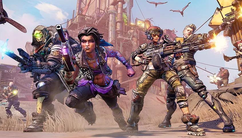 《无主之地3》七名顶级开发人员已离开Gearbox