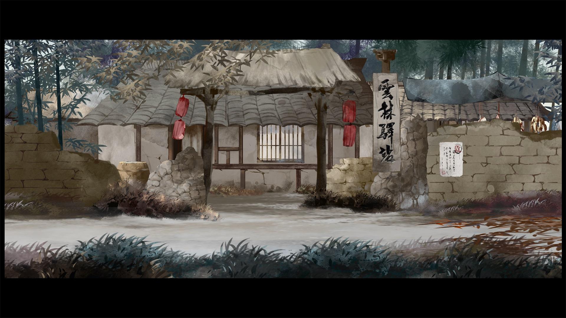 抗倭武侠动作游戏《听风者也》试玩版现已发布