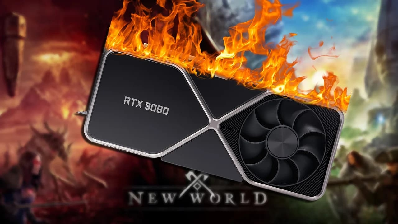 《新世界》烧坏RTX 3090显卡后续:EVGA无偿换新