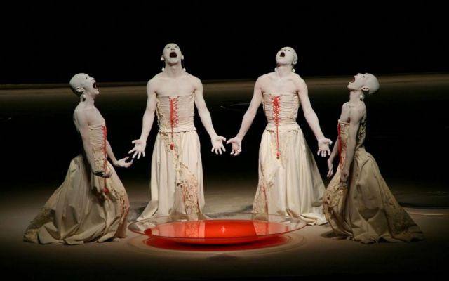 在营销号的传播下,东京奥运会开幕式成了一场邪神盛典