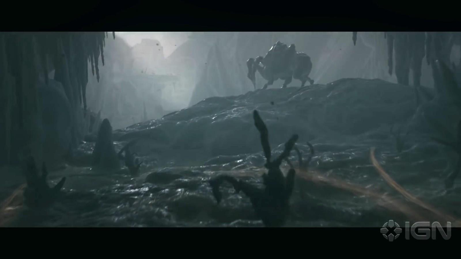 类魂动作冒险RPG《尘埃异变》新预告 充满肢解恐怖和离奇剧情的世界