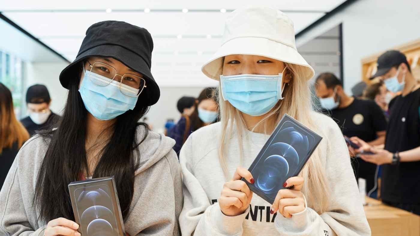 库克:中国用户对苹果iPhone 12 Pro反响热烈