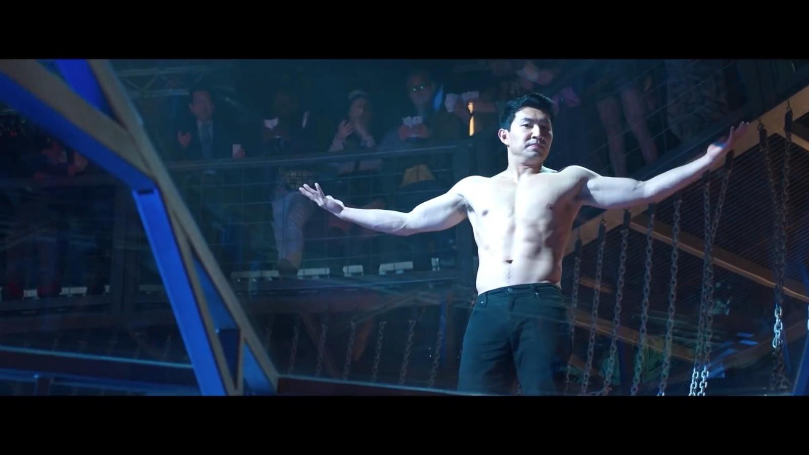 漫威电影《尚气与十环传奇》新中文预告 父子对决
