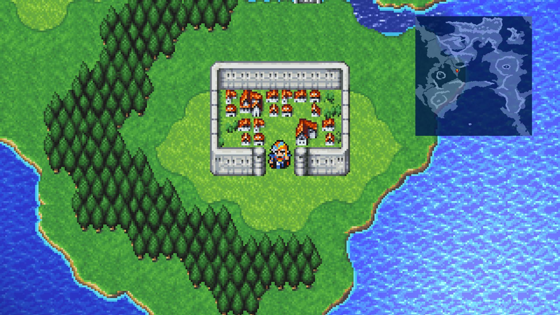 《最终幻想1-3》像素复刻版已在Steam发售 首发8折优惠