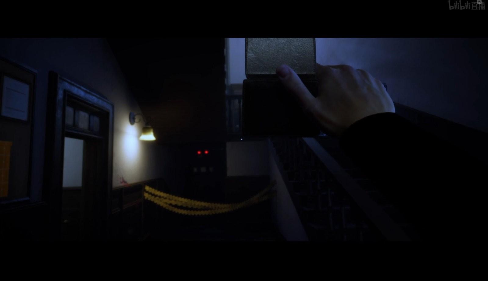 F5联合发布会:惊悚恐怖游戏《黑暗世界:因与果》公布