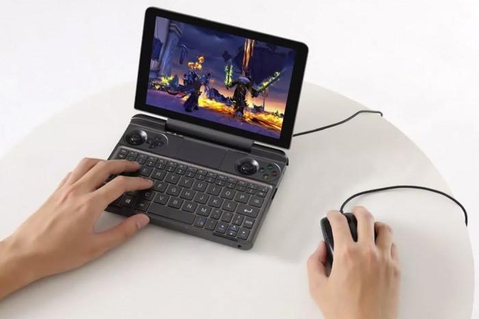 GPD WIN Max 2021游戏笔电开启众筹 内置手柄