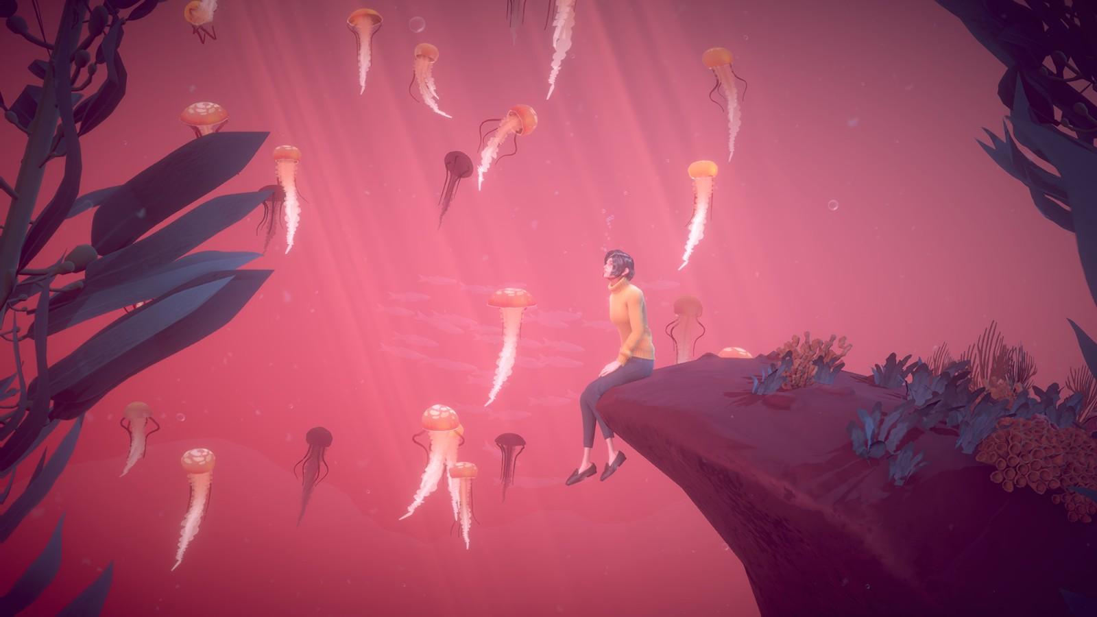 手绘3D互动小说《回忆蓝调》讲述母女真挚情感 即将登陆PC、PS4等平台