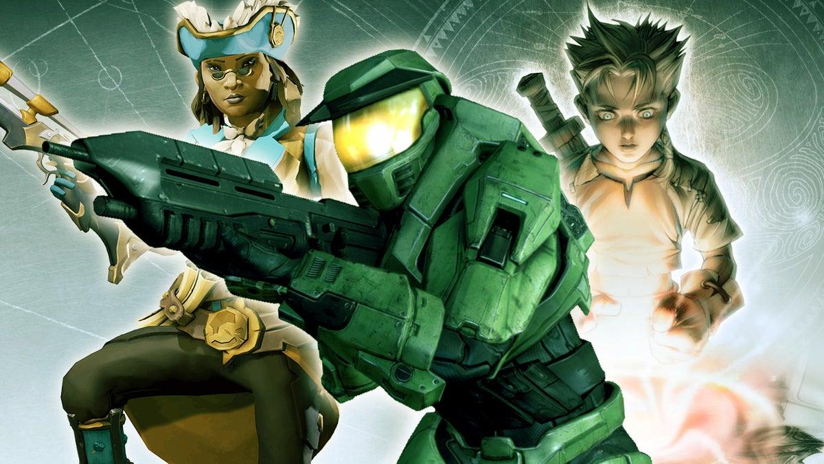 IGN评Xbox史上10大独占排行榜:《光环:最后一战》力压《地平线4》登顶