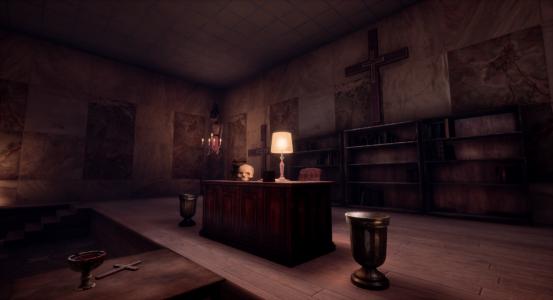 """3D恐怖狼人杀《恐惧之间》版本更新,目前Steam评价""""特别好评"""""""