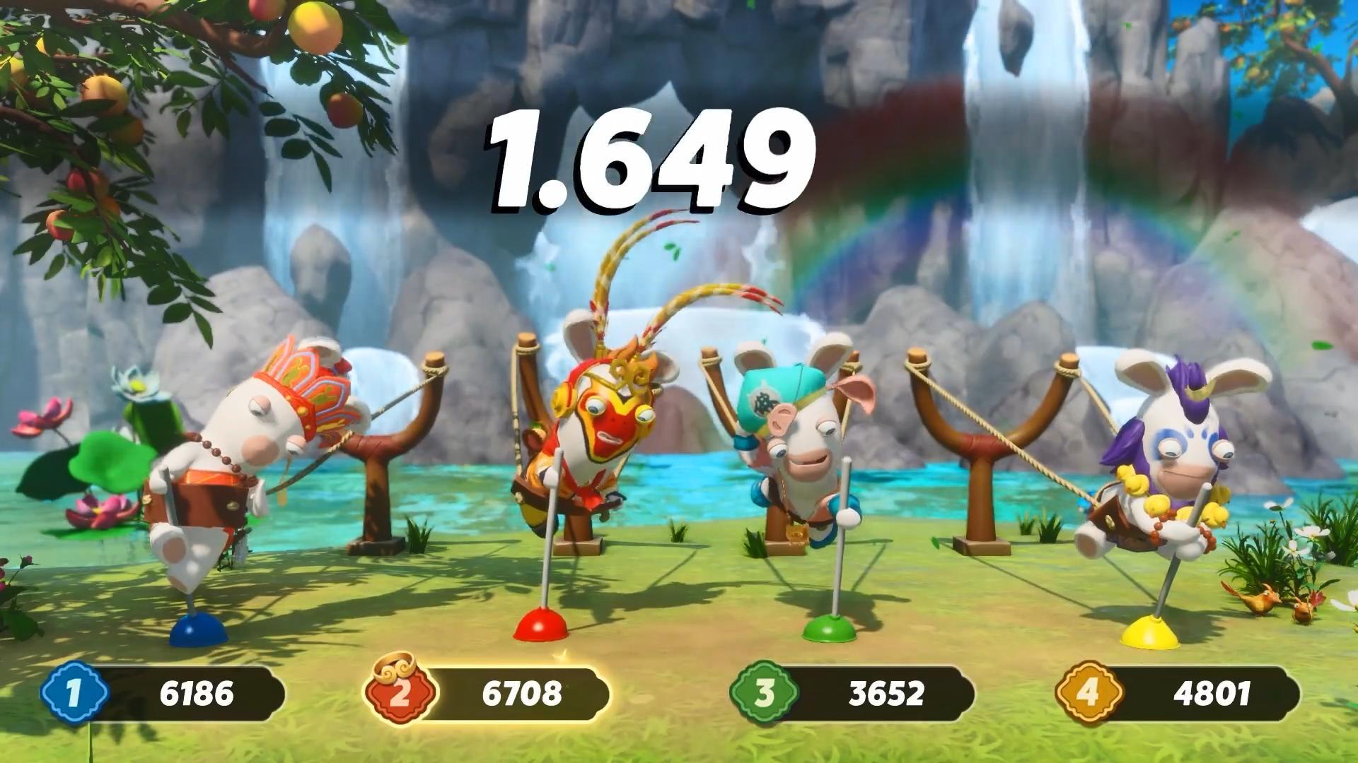 《疯狂兔子:奇遇派对》8月5日登陆国行NS 官方售价299