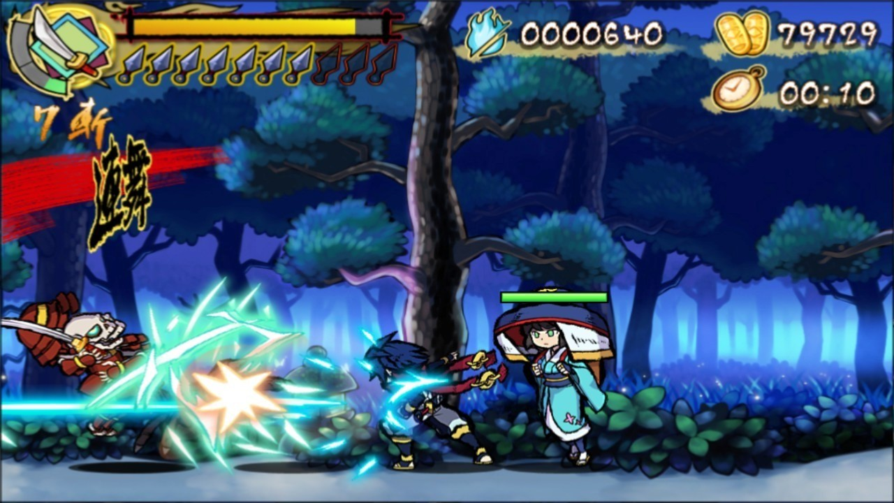 《退魔忍法帖:妖怪地獄變》PC版8月登陸Steam