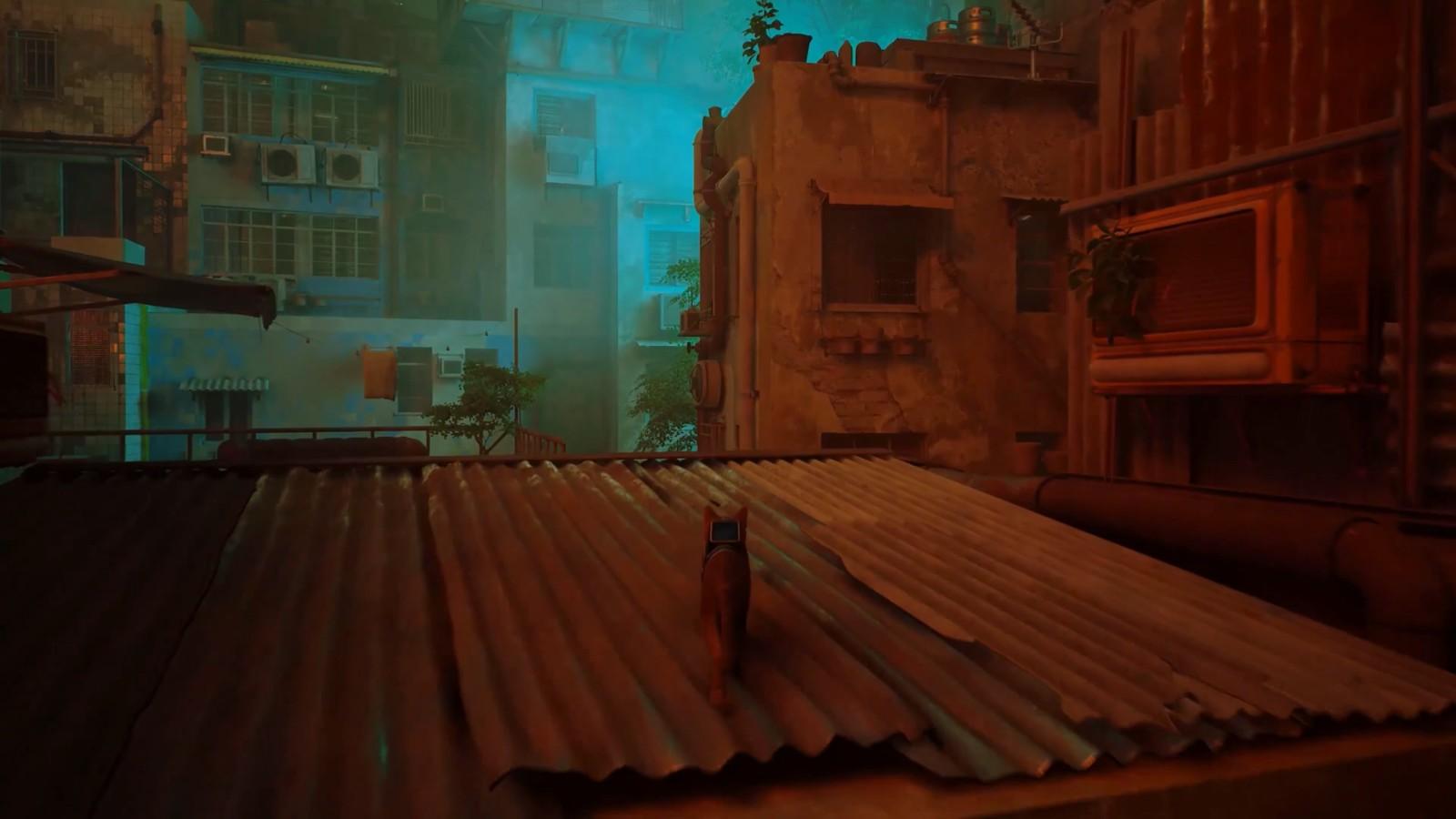 第三人稱貓貓冒險遊戲《迷失》首曝實機演示