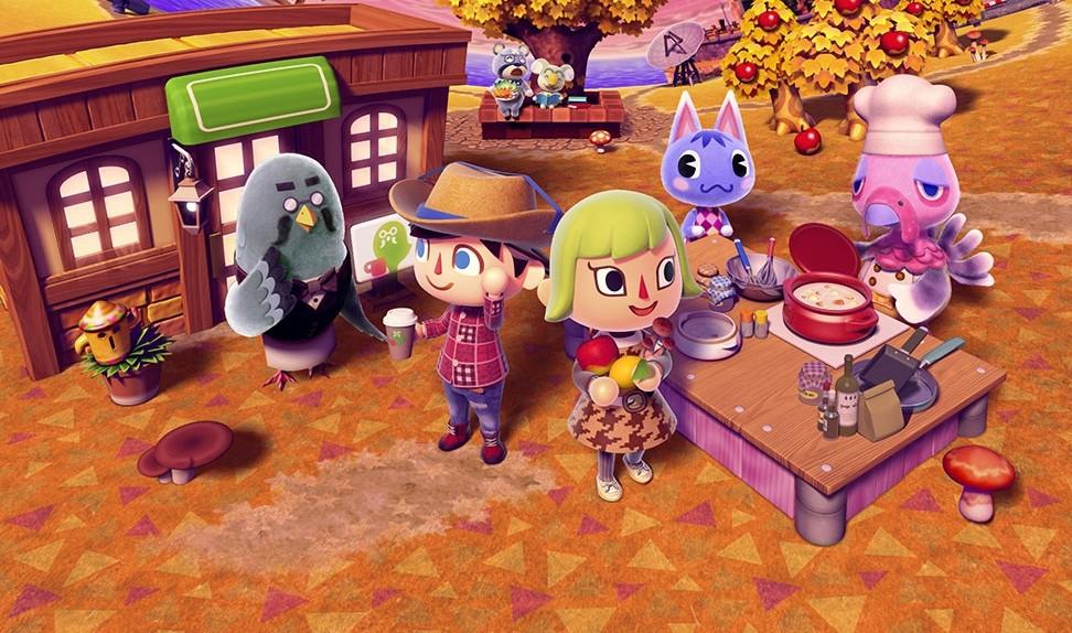 数据挖掘显示《集合啦!动物森友会》将开咖啡店