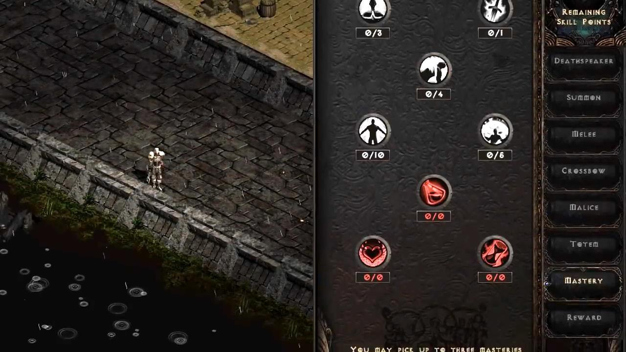 《暗黑2》神级Mod新版8月27日推出 追加角色技能树及新BOSS事件