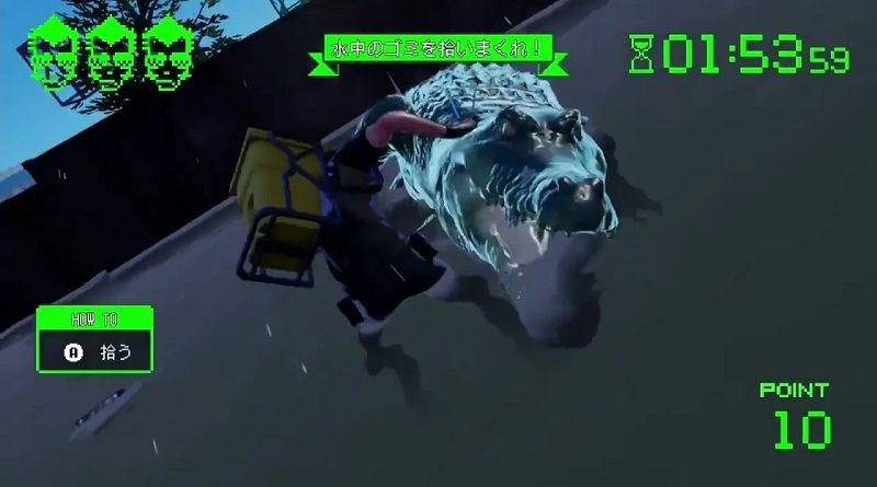 《英雄不再3》主角打工迷你游戏演示 靠捡垃圾维持生计