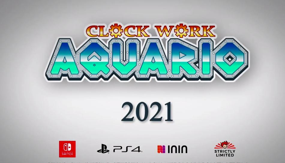 冻结27年经典游戏《发条水瓶座》重启 最新实际动作场面预告公布