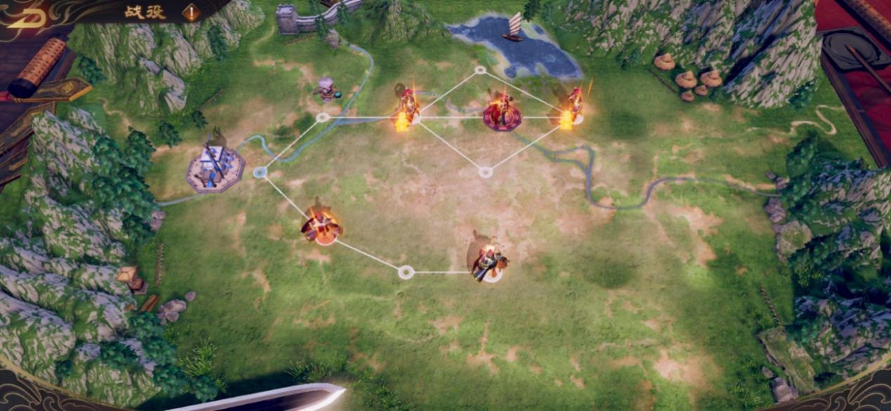 《乱世逐鹿:风起三国》CJ试玩:3D卡牌游戏的可能性