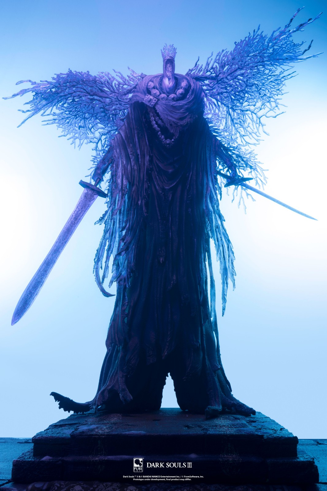 PureArts《黑暗之魂3》教宗沙利万1/7雕像 售价6199元起