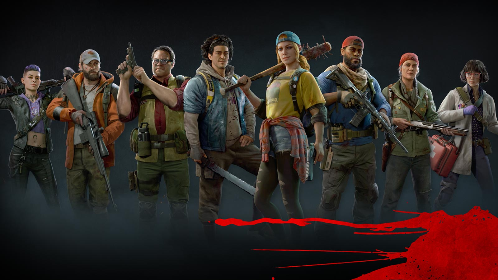 《喋血复仇》发布B测问答 更多新功能将加入游戏