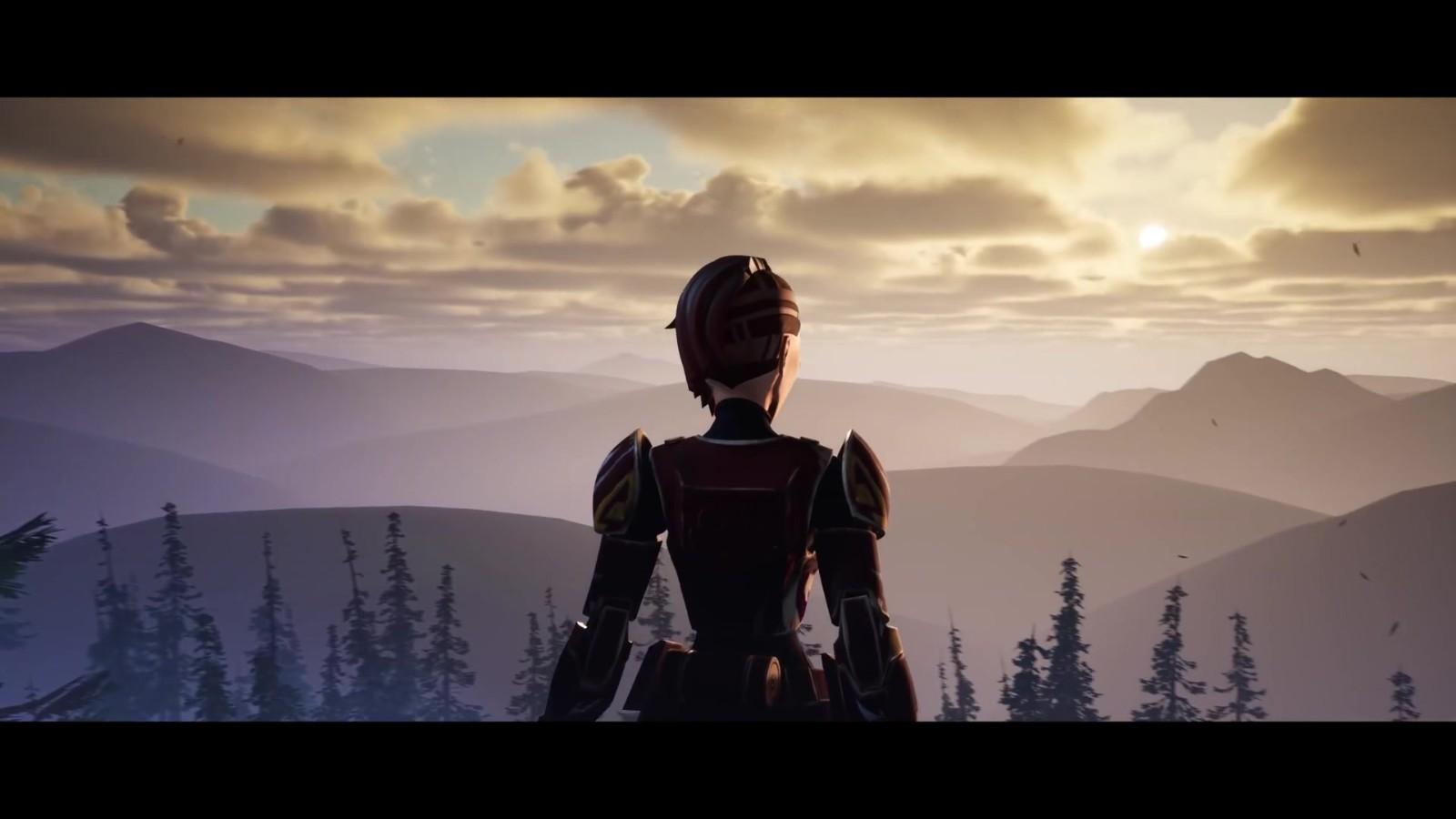 粉絲自製虛幻4《星球大戰:救贖》試玩提供下載