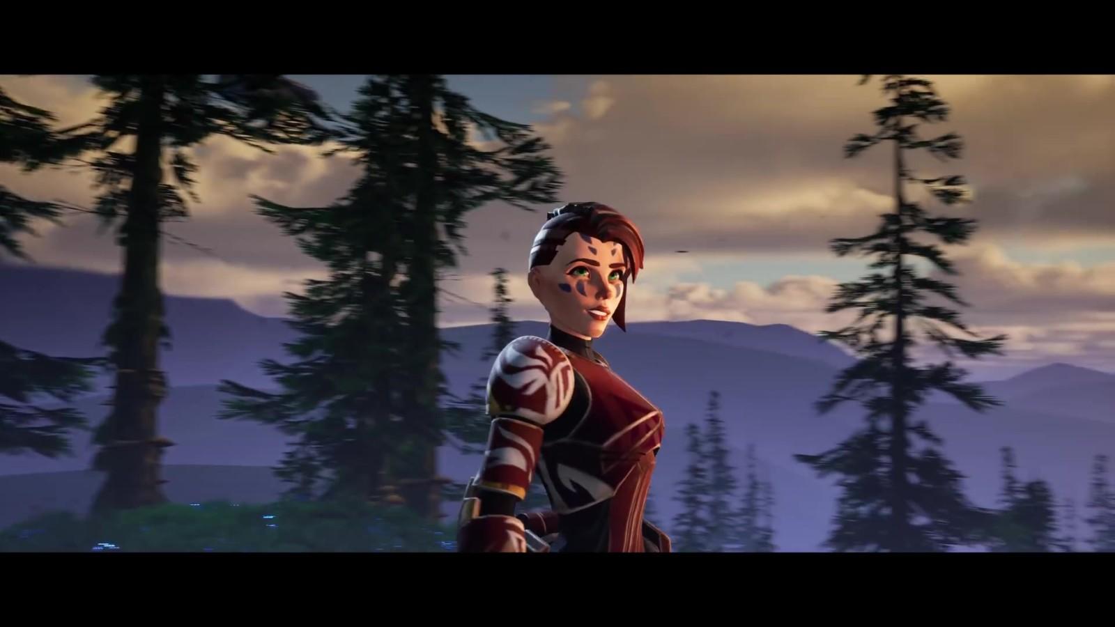 粉丝自制虚幻4《星球大战:救赎》试玩提供下载