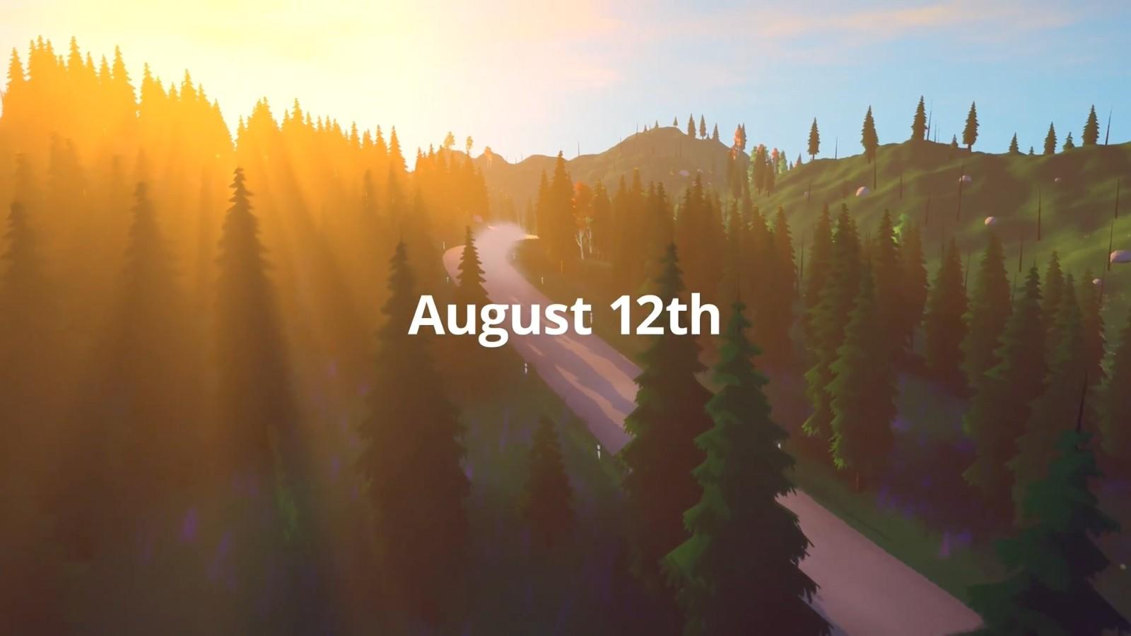 《拉力赛艺术》主机版预告 8月18日登陆XSX/S/XB1/NS