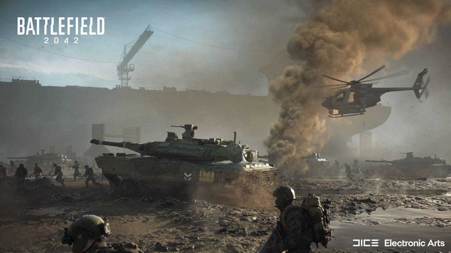 《战地2042》技术测试8月12日开启 PC配置需求公布