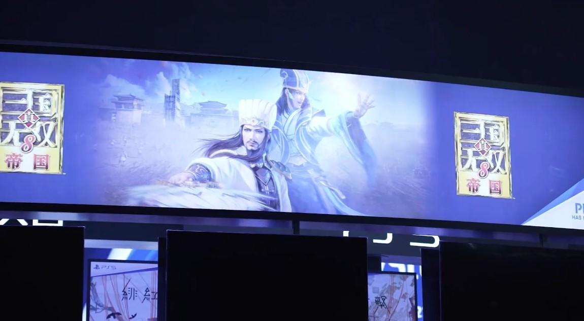 PS中国发致谢CJ玩家视频 女神张曼源出镜