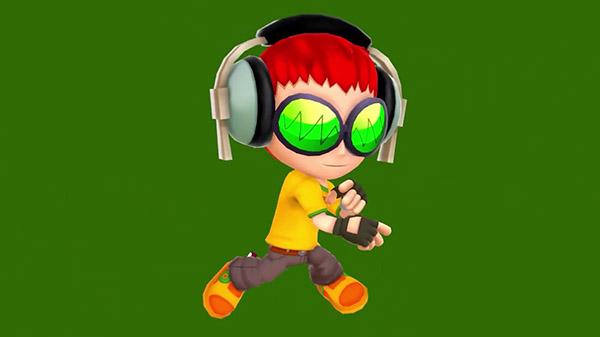 《超级猴子球1&2重制版》角色预告 可操纵《街头涂鸦》的Beat