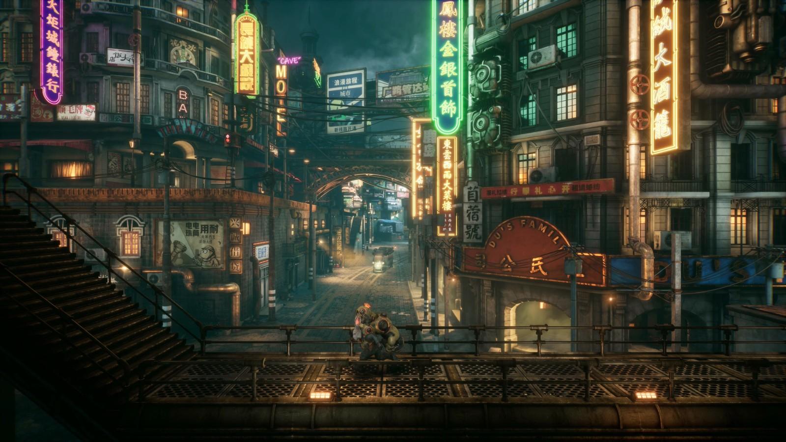 《暗影火炬城》免费试玩版现已在Steam上线