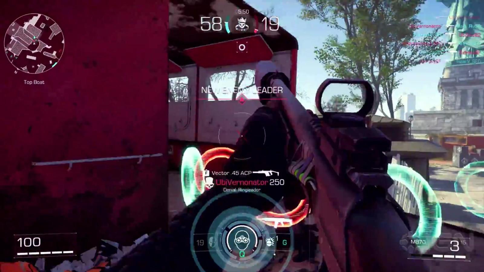 育碧免费FPS《XDefiant》6分钟实机视频分享