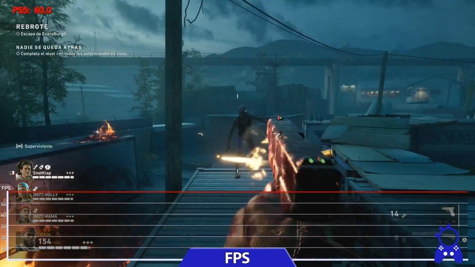 《喋血复仇》测试版性能分析 PS5/XSX支持4K/60帧