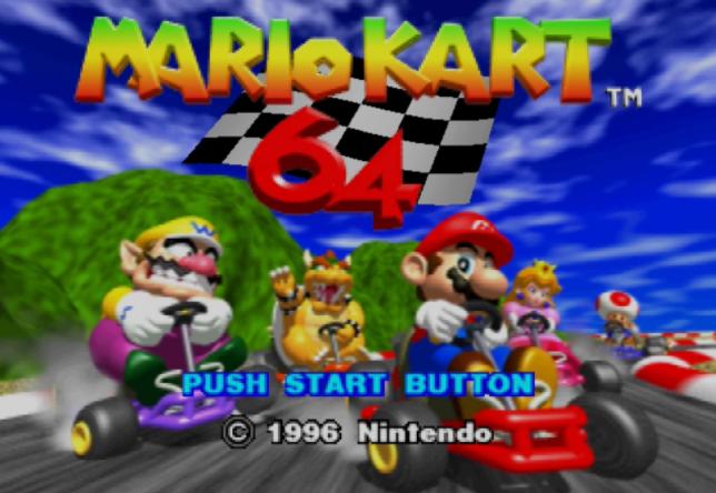 神玩达成《马里奥赛车64》传奇记录 全部16条路线32项目第一
