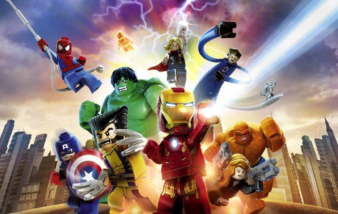 《乐高漫威超级英雄》确定10月5日登陆NS 可解锁上百个游戏角色