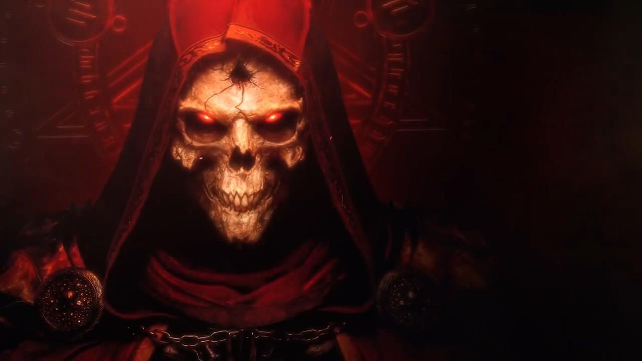暴雪公开《暗黑破坏神2:重制版》一二章剧情CG动画