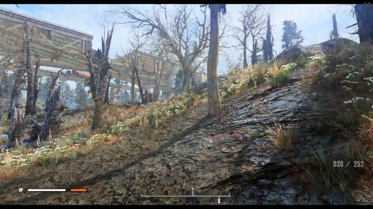 《辐射4》装了205个Mod后画面惊艳 演示视频震撼