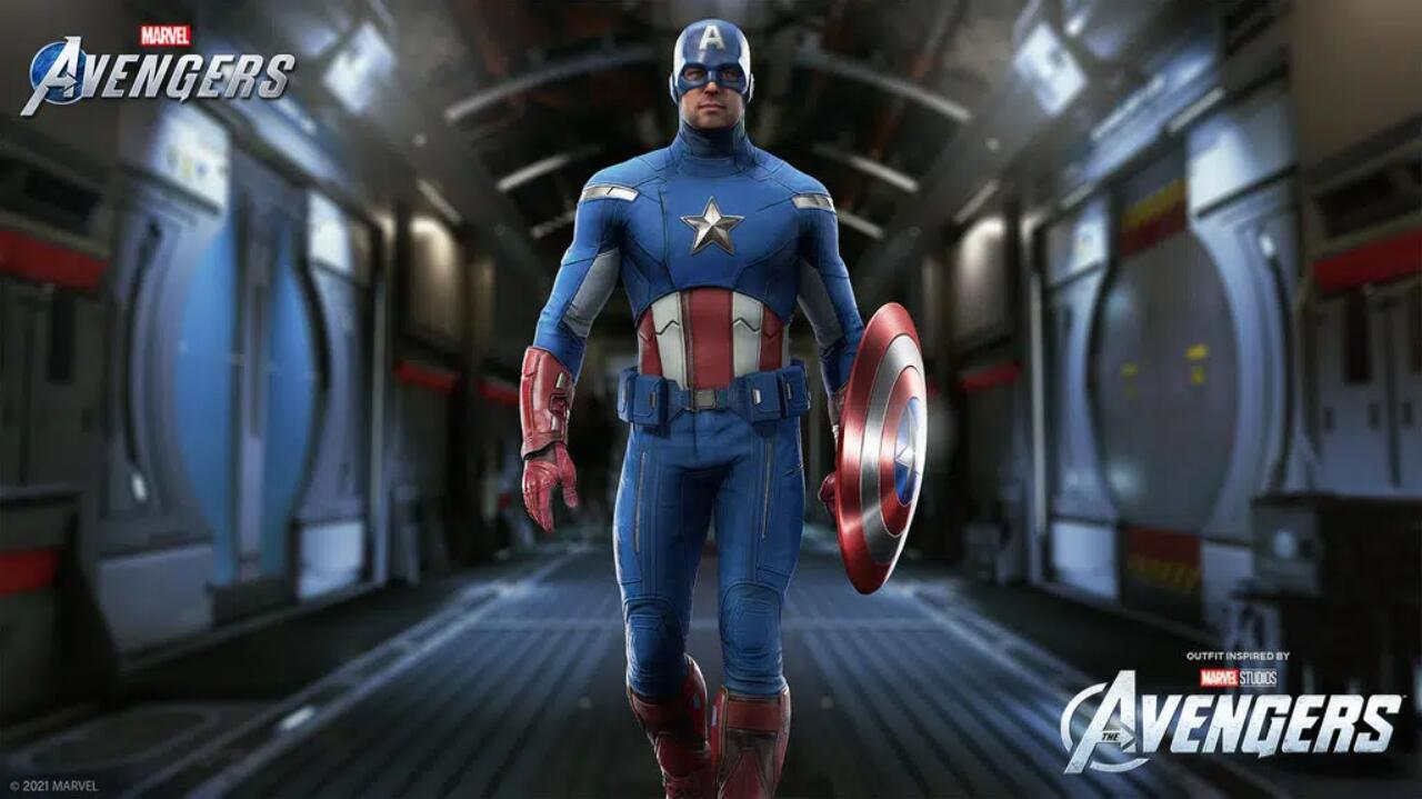 《漫威复仇者联盟》即将加入美国队长MCU服装 新反派交叉骨、克劳上线