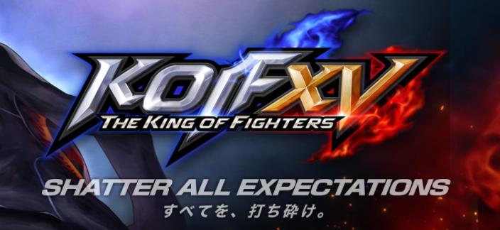 《拳皇15》G.A.W.队BGM宣传片 正式版将于2022年春季发售