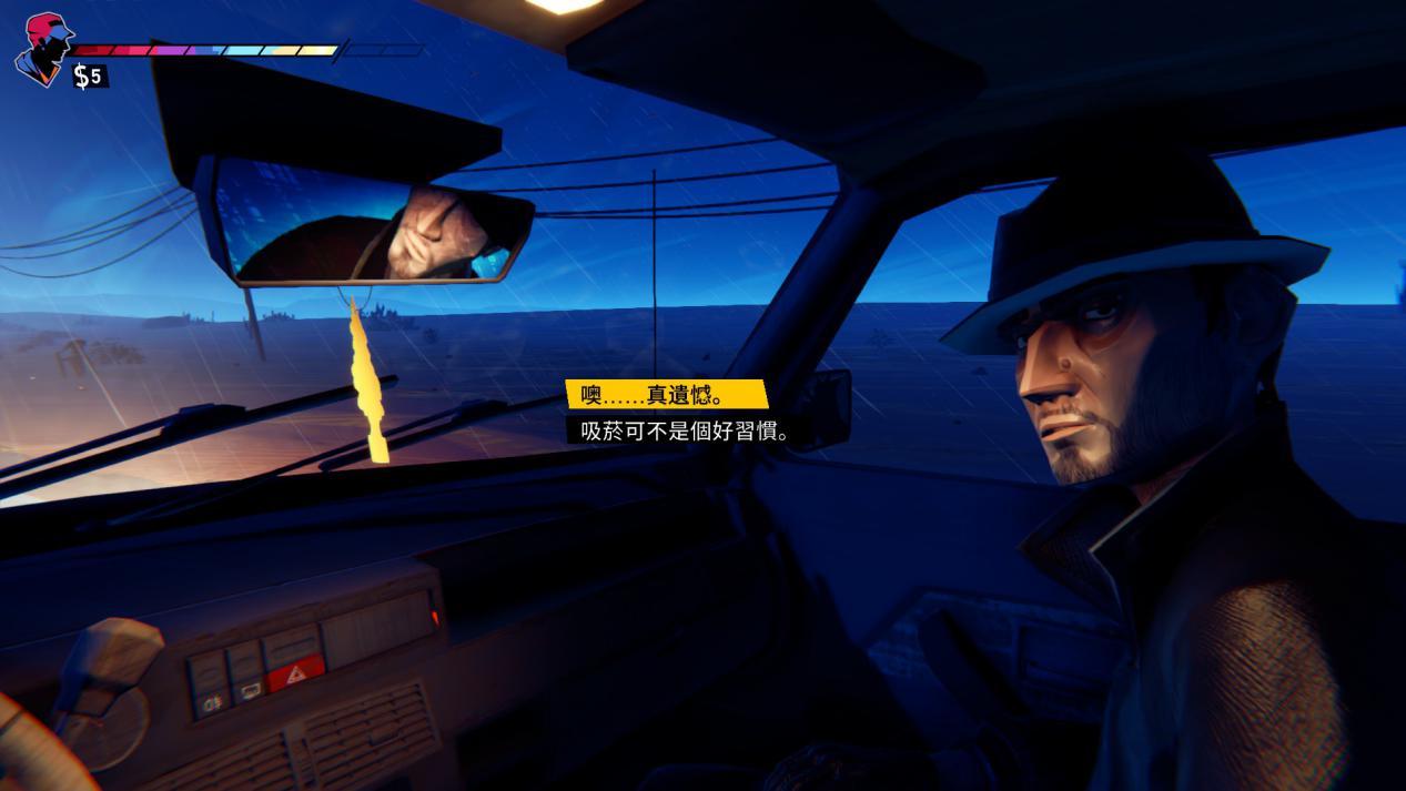 《96号公路》评测:支离破碎的怪异公路之旅