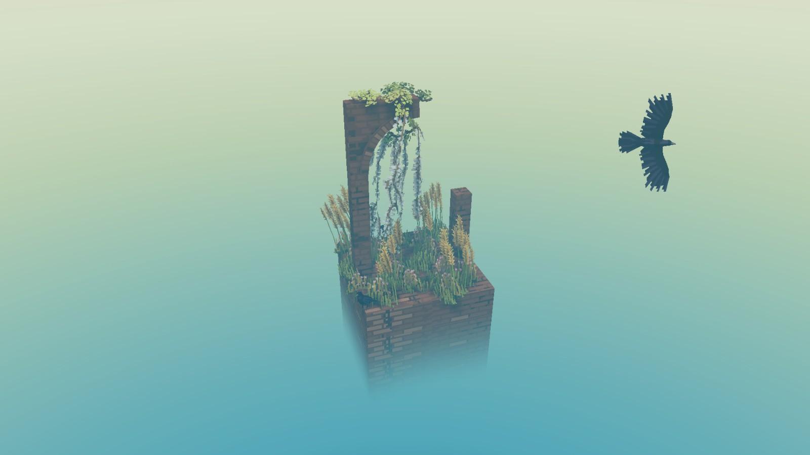 特别好评的《云中花园》9月1日正式发售 将支持中文