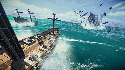 """船新冒险之旅!独立游戏《沉浮》""""一起浪""""测试开启!"""