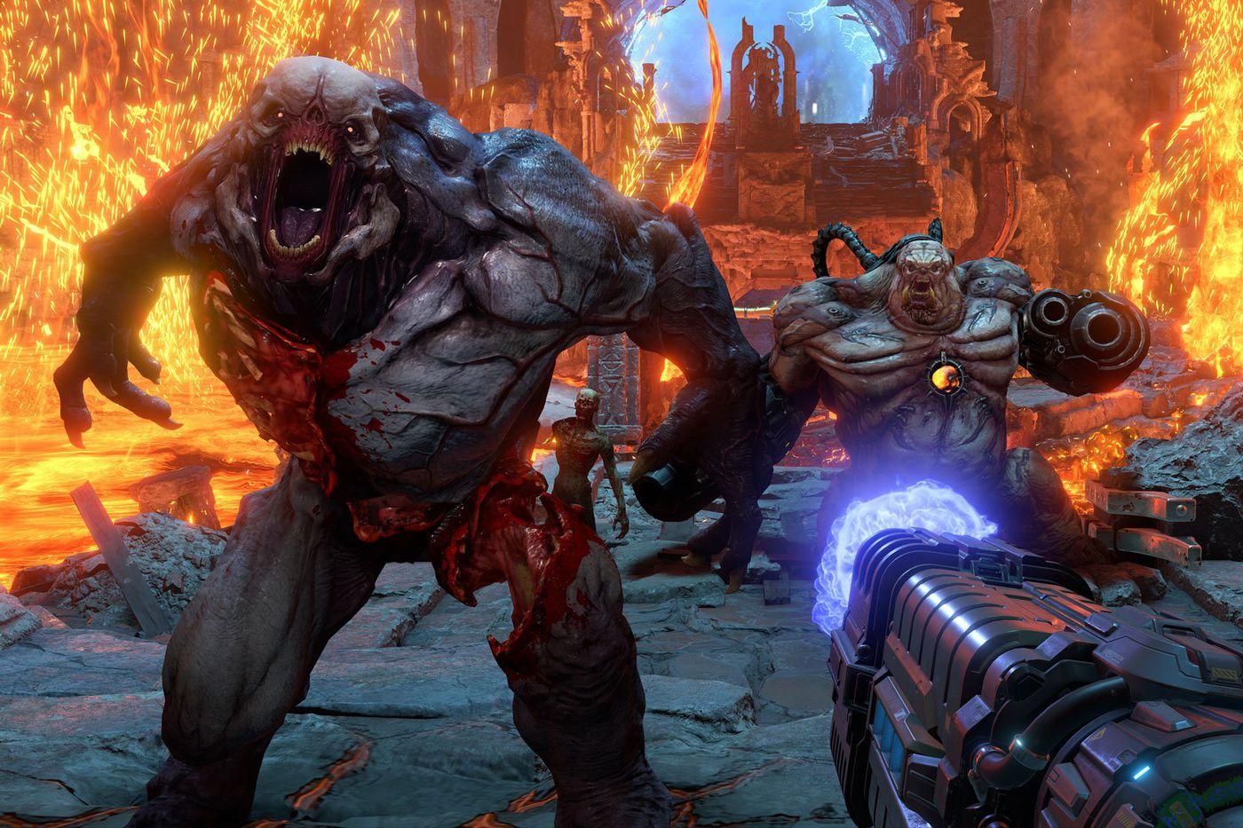《毁灭战士:永恒》大更新即将到来 新增世界之矛和火星核心关卡
