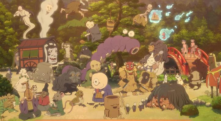 全新动画片子「海岬的迷家」预报 8月27日上映期近