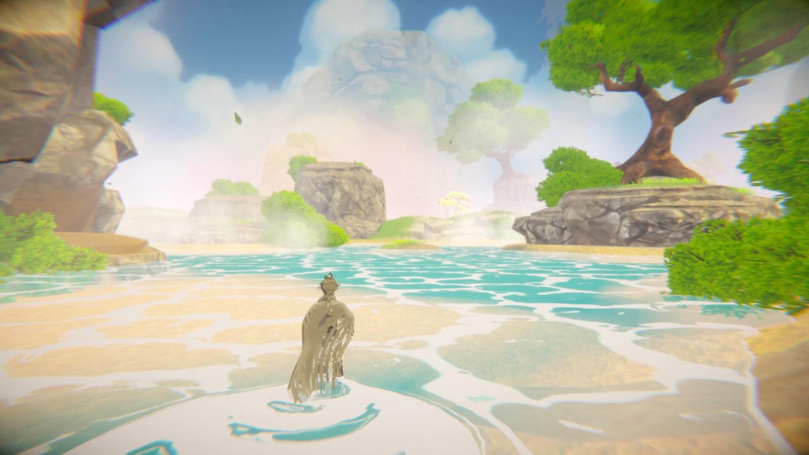 印尼高奇幻冒险游戏《Project Buramato》公布 2022年发售