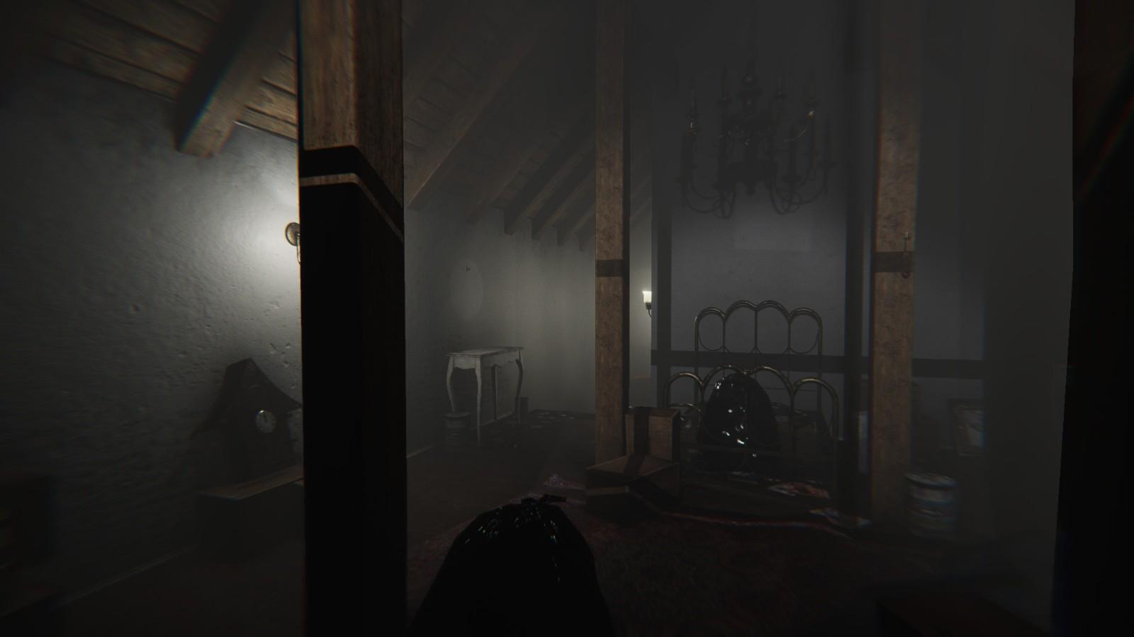 心里恐怖新作《失心疯》上架Steam 推荐GTX 1060显卡