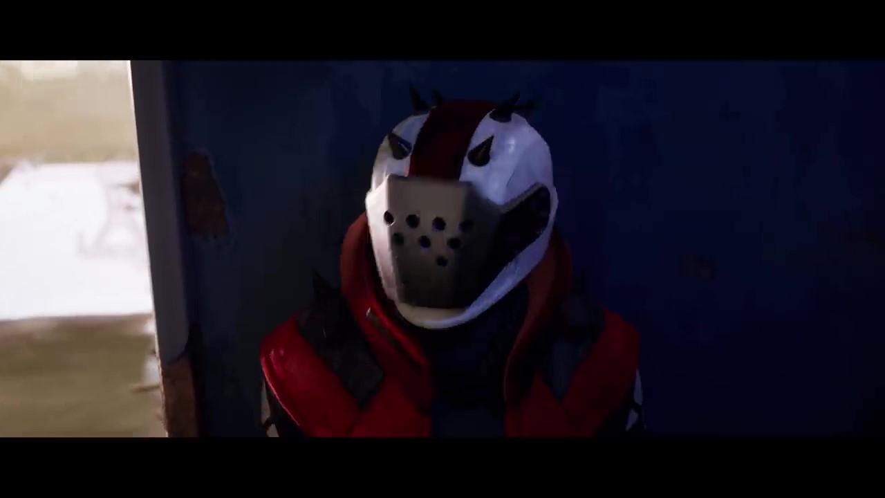 《堡垒之夜》凑齐RM组合 机甲莫蒂角色上线